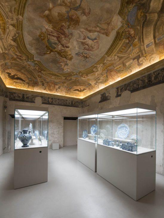 Museo della Ceramica di Savona. Courtesy Museo della Ceramica di Savona. Foto Fulvio Rosso